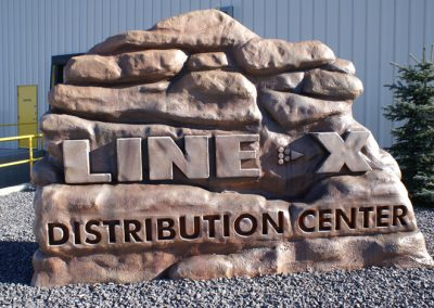 Line-X Distribution Center