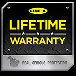 Linex Lifetime Warranty