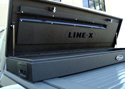 Line-X Toolbox Truck Accessories